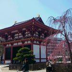 四天王寺の五重位牌総供養に行ってきました。